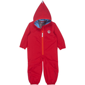 Finkid Pikkuli Overall Kids, red